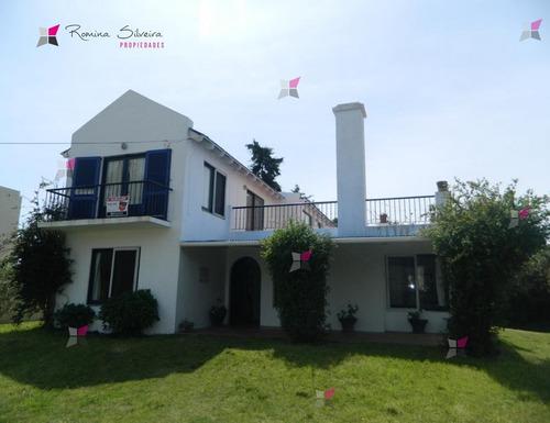 Casa En Alquiler - La Barra- Ref: 9312