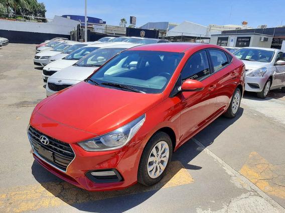 Hyundai Accent 2018 4p Gl L4/1.6 Aut