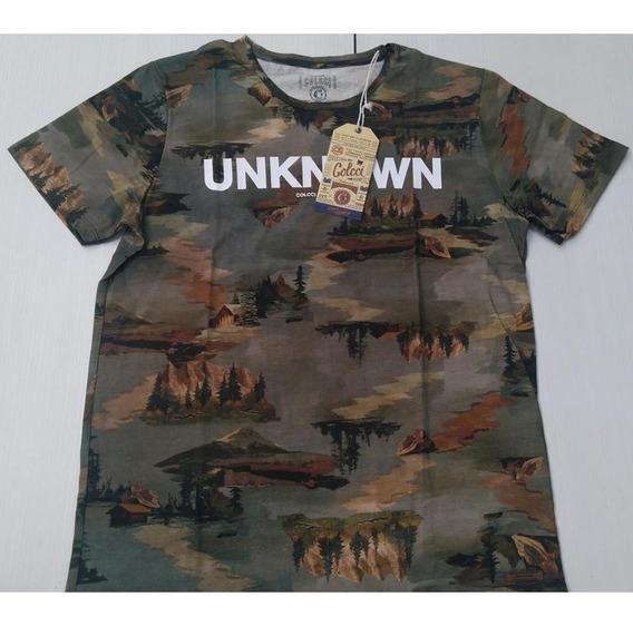 Camiseta Masculino Colcci Original