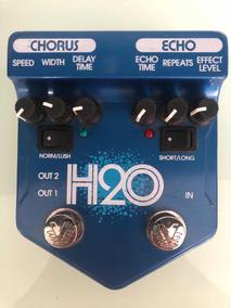 Pedal Delay / Chorus H2o