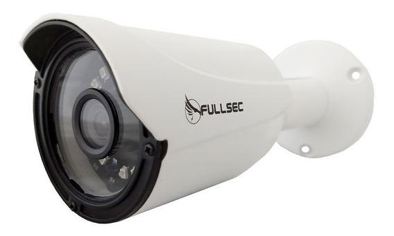Câmera Bullet Metal Ahd 720p 2.8mm 1/3 30 Metros Fs-ah23
