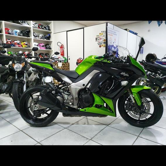 Kawasaki Ninja 1000 Abs 2012, Apenas 19.000km