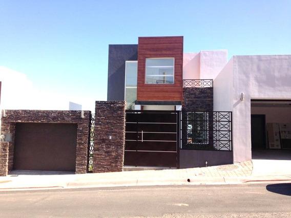 Hermosa Residencias, Con Exclusividad En La Mejor Zona De Tijuana (cumbres Tarahumara)