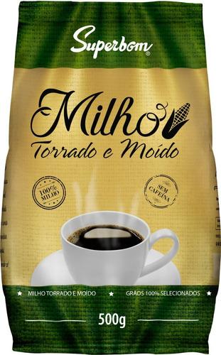 Imagem 1 de 2 de Café De Milho 500g
