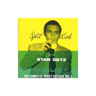Complet Roost Session Vol.2 (20bit) Por Stan Getz (1997-04-2