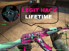 Legit Hack Cs Go - Lifetime - 24/06/19
