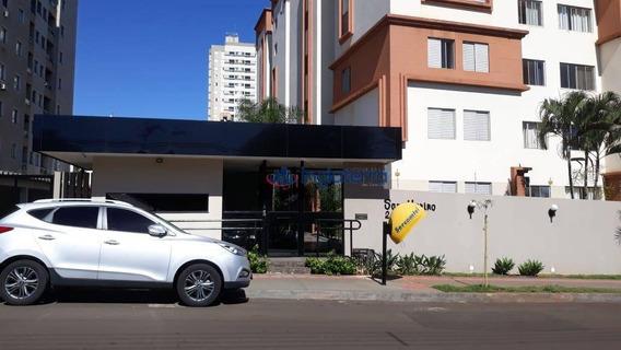 Apartamento Com 3 Dormitórios Para Alugar, 60 M² Por R$ 600,00/mês - São Vicente - Londrina/pr - Ap1208