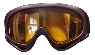 Kit 5 Lentes Goggles Motociclista Motocross Gotcha