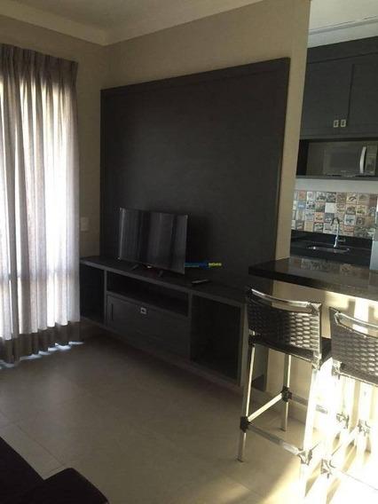 Apartamento À Venda No Condomínio Spazio Blu, Próx. Ao Shopping Plaza Avenida - São José Do Rio Preto/sp. - Ap7017