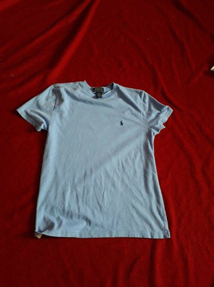 Playera Polo Ralph Laurent Talla 10-12 No Hilfiger Nautica