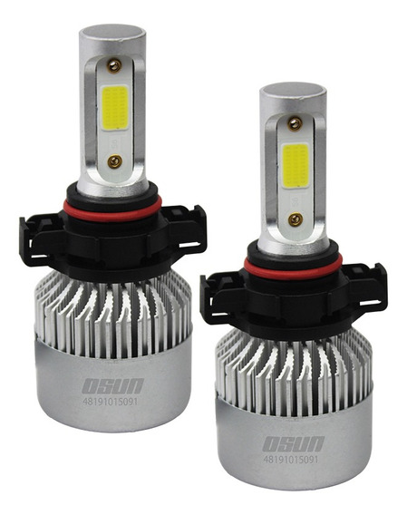 Kit Led Osun S2 Alta Intensidad P/faros Luces Independientes