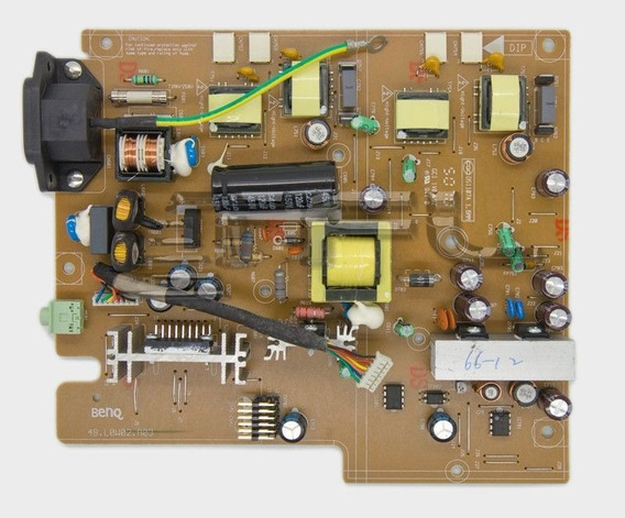 Placa Fonte Monitor Dell - Hp Outros 48.l0w02.a03