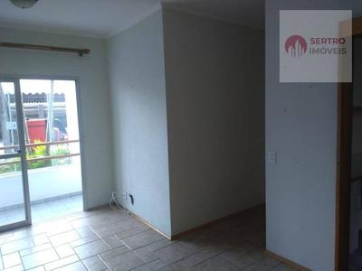 Apartamento Com 2 Dormitórios À Venda, 61 M² Por R$ 205.000 - Ap0011