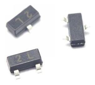 10-transistor Smd Mm Bt 5401 2l