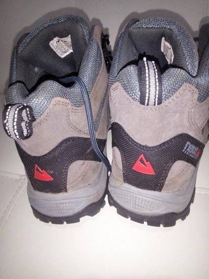 Zapatillas Tipo Borcego Marca Nexxt