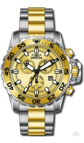 Usado Semi-novo Relógio Invicta Pro Diver Collection 13626
