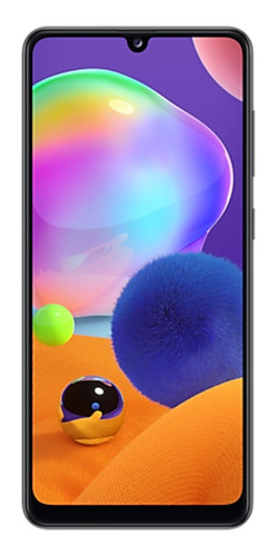 Samsung Galaxy A31 128 GB prism crush black 4 GB RAM