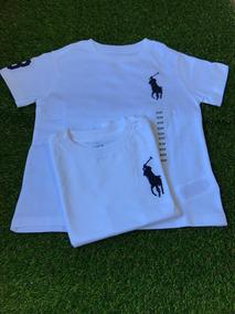 Camiseta Ralph Lauren Kids