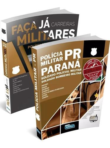 Livros Policia Militar Do Paraná E Faça Já -  Oferta Do Dia!