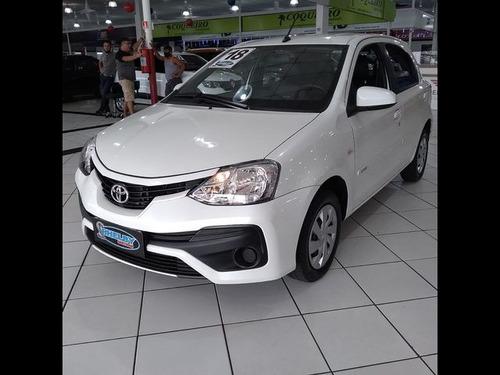 Toyota Etios 1.5 16v 2018