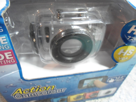 Case Para Máquina Fotográfica Action Cancorder