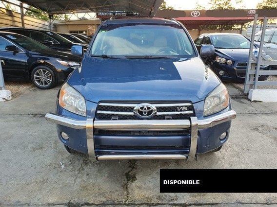 Toyota Rav4 Limited 06 Azul