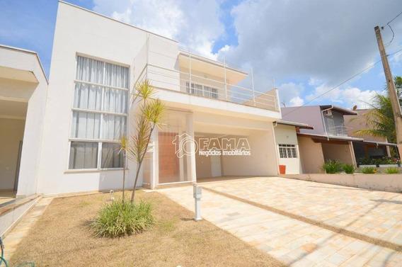 Casa Com 3 Dormitórios À Venda, 320 M² - Condomínio Campos Do Conde - Paulínia/sp - Ca2084