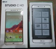 Smartphone Celular Blu Studio C Hd Android 5.1 Tela 5.0 8g