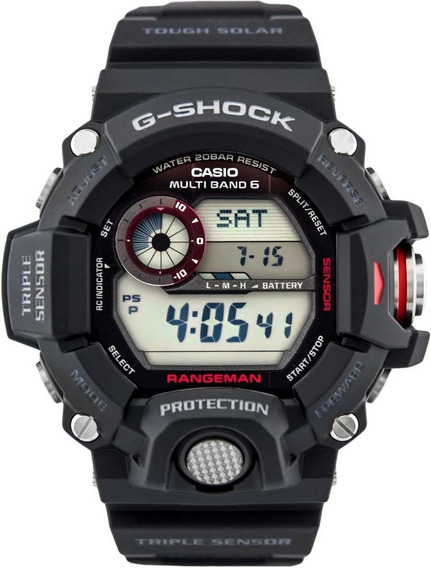 Relógio Casio G-shock Rangeman Gw-9400-1dr