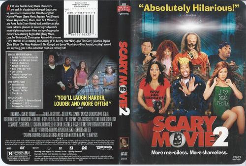 Scary Movie Pentalogia Saga Coleccion Dvd Y Bluray Hoy 1070 Mercado Libre