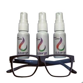 300 Limpa Lentes Oculos Clean Up - Atacado.