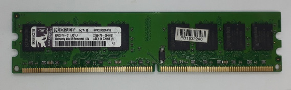 Memória Ram Ddr2 1 Gb 533 Mhz 100%!!!