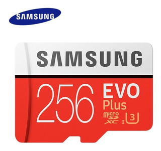 Cartão Memoria Samsung 256gb (lacrado)