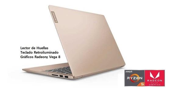 Portátil Lenovo S540-14api Amd R5 Ram 8gb Ssd 256gb W10h 14