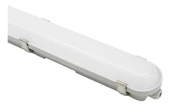 Luminaria Estanca Philips Led 17w Luz Fria Wt063c
