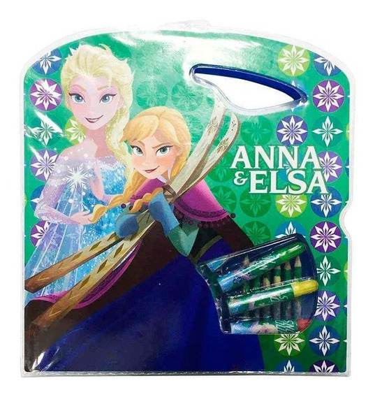 Frozen Set De Arte 40 Pcs (fa256)