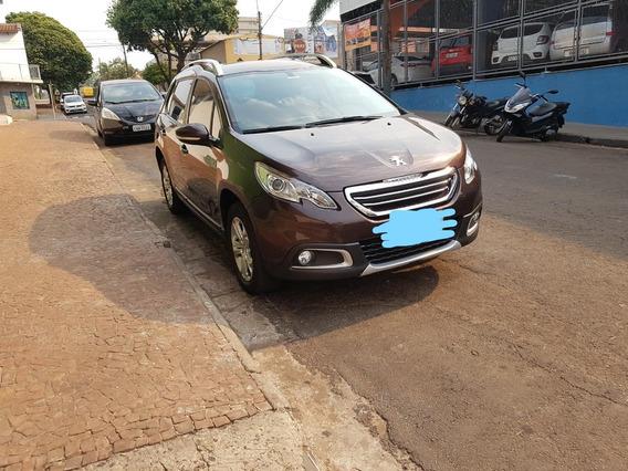 Peugeot 2008, Carro De Estrada, Pneu Novo, Todas As Revisões