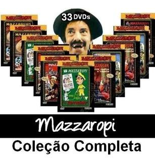 Mazzaropi Coleção 33 Filmes Pendive 32 Gb