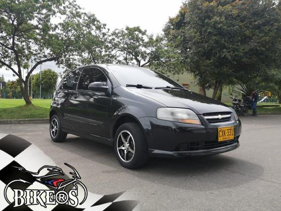 Chevrolet Aveo 1.6 Coupe 2008 Recibo Vehiculo, Bikers!!