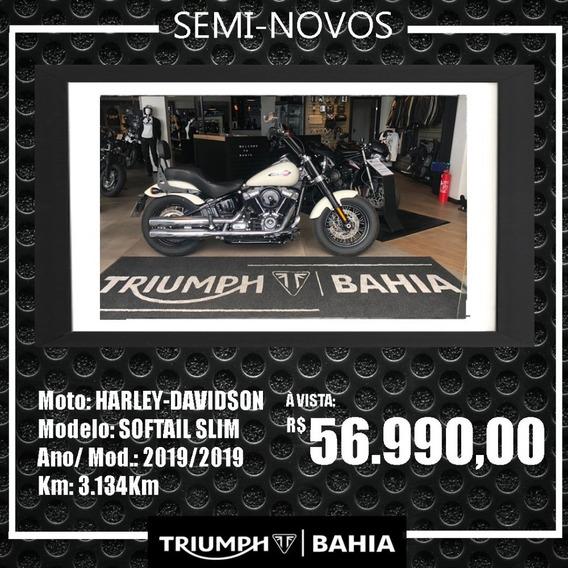 Harley - Davidson Softail Slim. 2019/2019