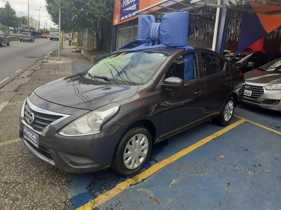 Nissan Versa 1.0 Flex 2017 Manual