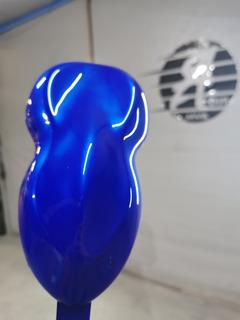 Automotriz Candy Azul Cobalto