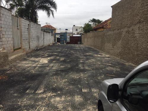 Terreno Para Alugar, 320 M² Por R$ 4.000/mês - Vila Graciosa - São Paulo/sp - Te0183