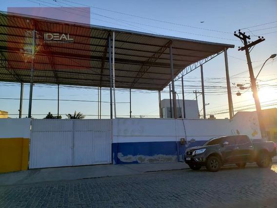 Galpão Em Jockey - Campos Dos Goytacazes - 9449