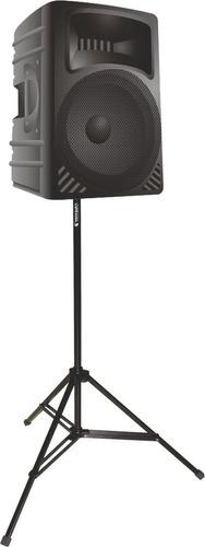 Mini Pedestal Tripé E Suporte Para Caixa De Som Acústica Ou Ativa Frete Grátis Torelli  Hcp 20