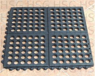 10 Tapetes Antifatiga O Ergonómicos De 50x50 Cm
