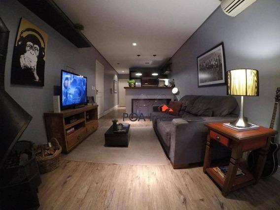Lindíssimo Apartamento À Venda - Ap2028