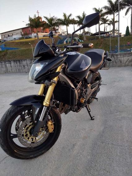 Hornet 2008 Preta 600cc