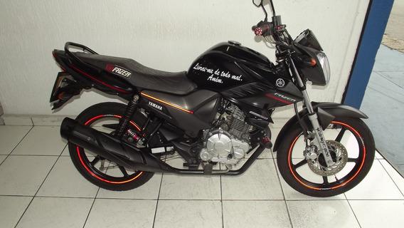 Yamaha Fazer 150 Ed 2014 Preta