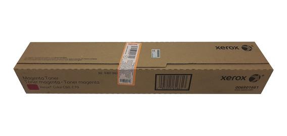 Toner Xerox C60 / C70 / 006r01661 Magenta Original Novo